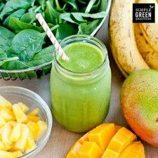 juic, green smoothi, drink