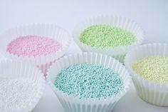 Colored sugar sprinkles • CakeJournal.com
