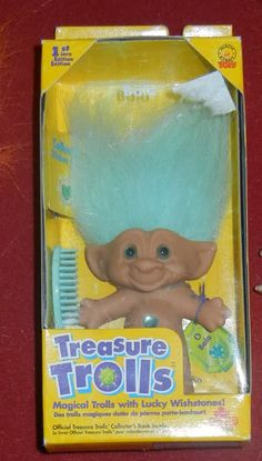 treasures, troll dolls, 90s kid, blast, 90s nostalgia, treasur troll, 80s throwback, buttons, 90s throwback