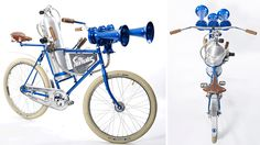 The World's Loudest Bike Horn Is More Deafening Than a 747 Taking Off
