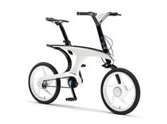 Electric bicycle by YAMAHA MOTOR , cool!