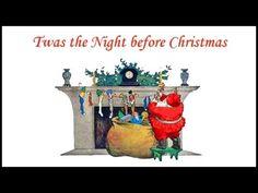 TWAS THE NIGHT BEFORE CHRISTMAS Poem 3:00