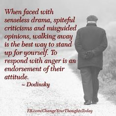 Reacting in anger only gets me in trouble. I need to heed this!!