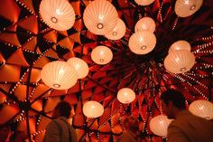 Golden Moon Pavilion // Fubiz
