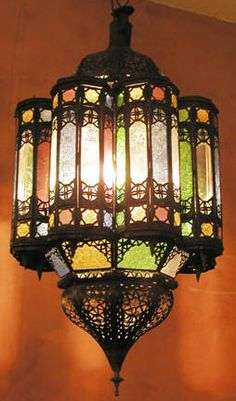 Large Moroccan Chandelier lantern