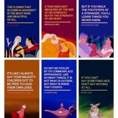Thumper's is a quote said many times in my house growing up :)