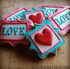 Valentines by Grunderfully Delicious