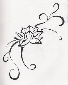 small lotus flower tattoo | Jane Tattoo Gallery: flower tattoo by June Fowler tattoo ideas, feet tattoos, small lotus flower tattoos, small tattoo flower, wrist tattoos, lotus tattoo small, flower drawings, small flower tattoos, june flower tattoo