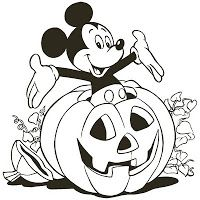 24 Free Halloween Coloring Pages for Kids, this could be a fun activity to bring with you when you visit @RMHC *