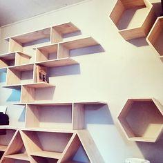 Some shelves