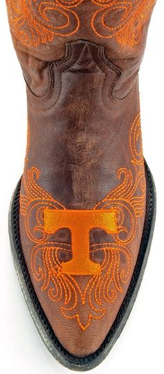 YES! Womens Gameday Boots Tennessee Vols