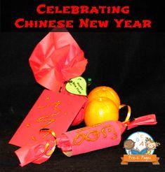 Chinese New Year Activities for Preschool and Kindergarten