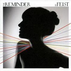 music, album covers, moon, art crafts, 1234, lesli feist, artist, cover art, listen
