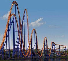 #rollercoaster #themepark