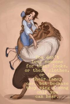 I Love this I found my beast and dont get this qoute twisted that doesnt mean date a loser ladies!