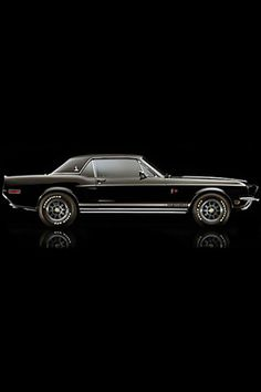 Ford Mustang, 65?