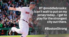 Boston Athletes Show Support For Boston Marathon Victims On Twitter