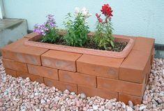 Home-Dzine - Repurpose old or new bricks
