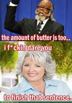 Oh, Paula Deen.