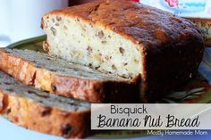 Bisquick Banana Bread - probably my top favorite banana bread recipe!
