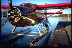 DeHavilland by TailspinT, #airplane #photography