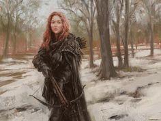 Digital Paintings by Lane Brown   Cuded