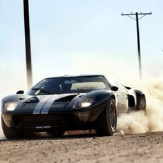 Pedal to the metal with a Ford GT