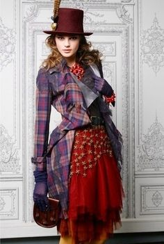 The 6 Rules Of Steampunk fashion- interesting article.