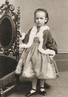 4 Prints Civil War Photos Little Girls Party Dresses | eBay