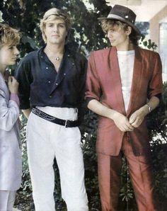 Nick, Simon and John