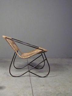 sit, chair idea, woven chairs, interior idea, chair design, furnitur, desk chairs, mcphee