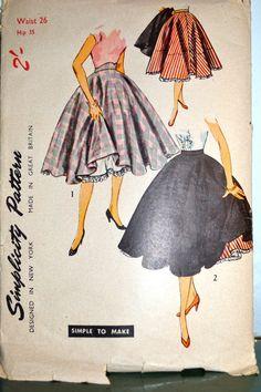 skirt, pattern cloth