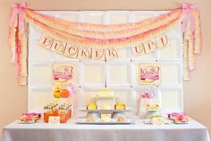 Hostess with the Mostess® - Pucker Up for Your Sweetie!  This would be a fun shower! Love lemon desserts!