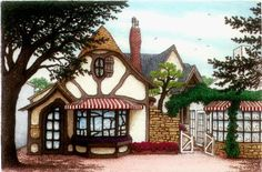 The Tuck Box in Carmel, CA ~ Best Scones and Olallie Berry Jam on earth!