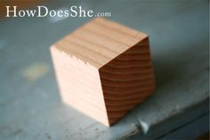 10 uses for a wood block