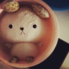 Coffee bear :)(: More