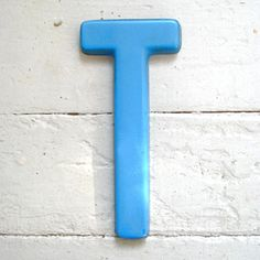 T for the alphabet wall