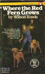 childhood books, red fern, favorit book, fern grow, kid