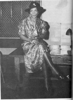 Stephanie St. Clair (1886–1969), also known as Madam Queen, was a female gang leader who ran numerous criminal enterprises in Harlem. She was partners with Bumpy Johnson, the notorious gangster.
