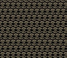 sons-of-anarchy-logo fabric by heavenscreations on Spoonflower - custom fabric