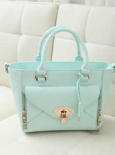 Baby blue Mulberry
