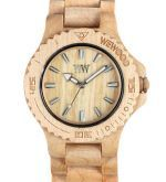 Beige WeWood Watch...a tree is planted for each watch purchased!!