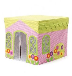 Nifty Card Table Tent - Totally Stitchin