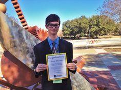 David Schroeder | Future LETU Student | Plans to study: Mechanical Engineering