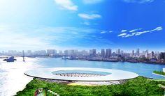 Tokyo Olympic Stadium