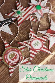 Star Christmas Ornam