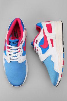 #nike #blue #pink #sneakers #kicks
