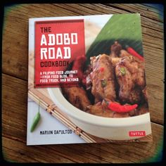 Cookbook review: The Adobo Road Cookbook by Marvin Gapultos | Recipe Renovator