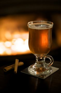 BOURBON HOT TODDY 1.5 oz. bourbon (Knob Creek or Gentleman Jack) .5 oz ...