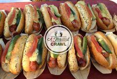 The amazing Chicago-style hot dog & bar crawl